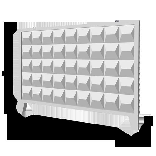 Железобетонные элементы ограды