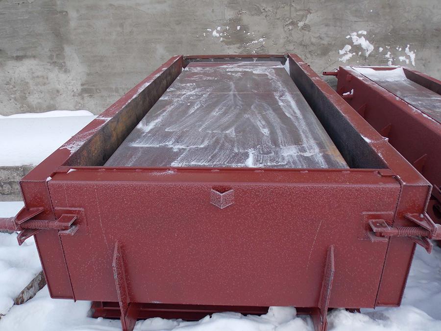 Металлоформы лотков и плит теплотрасс